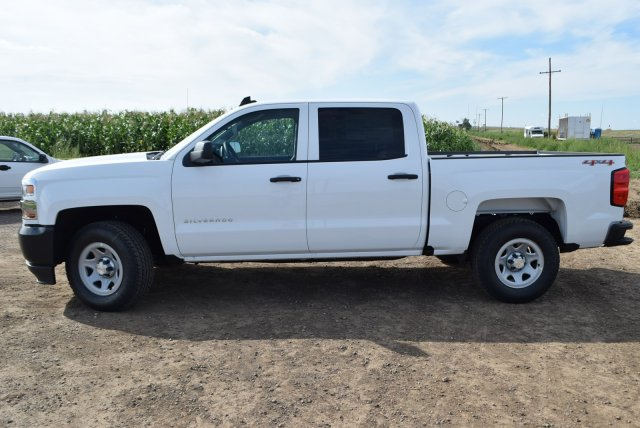 2017 Silverado 1500 Crew Cab 4x4 Pickup #G713931 - photo 8