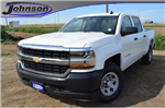 2017 Silverado 1500 Crew Cab 4x4 Pickup #G713931 - photo 1