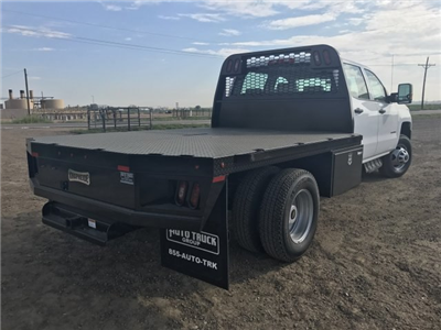 2017 Silverado 3500 Crew Cab 4x4 Platform Body #G716683 - photo 6