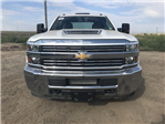 2017 Silverado 3500 Crew Cab 4x4 Platform Body #G716683 - photo 3