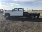 2017 Silverado 3500 Crew Cab 4x4 Platform Body #G717279 - photo 8