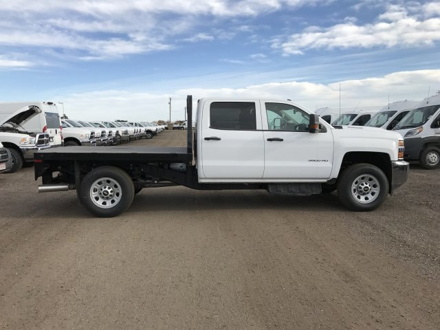 2017 Silverado 3500 Crew Cab 4x4 Platform Body #G717505 - photo 5