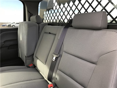 2017 Silverado 3500 Crew Cab 4x4 Platform Body #G717505 - photo 18