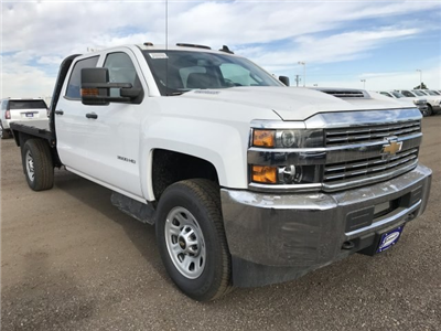 2017 Silverado 3500 Crew Cab 4x4 Platform Body #G717505 - photo 4