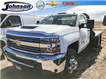 2017 Silverado 3500 Regular Cab DRW 4x4 Platform Body #G735206 - photo 1