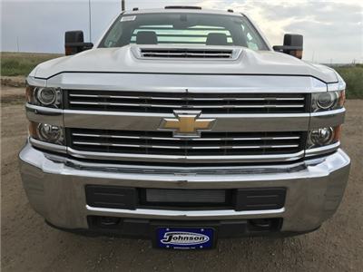 2017 Silverado 3500 Regular Cab 4x4 Platform Body #G735589 - photo 3