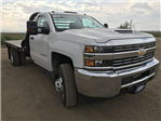 2017 Silverado 3500 Regular Cab 4x4 Platform Body #G735589 - photo 4