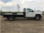 2017 Silverado 3500 Regular Cab 4x4 Platform Body #G735589 - photo 5