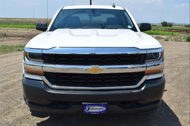 2017 Silverado 1500 Crew Cab 4x4 Pickup #G785220 - photo 3