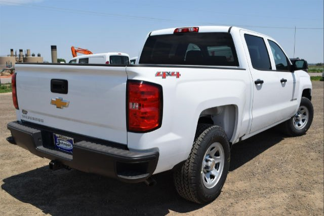 2017 Silverado 1500 Crew Cab 4x4 Pickup #G785220 - photo 6