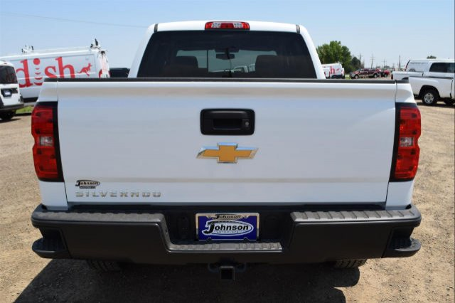 2017 Silverado 1500 Crew Cab 4x4 Pickup #G785220 - photo 7