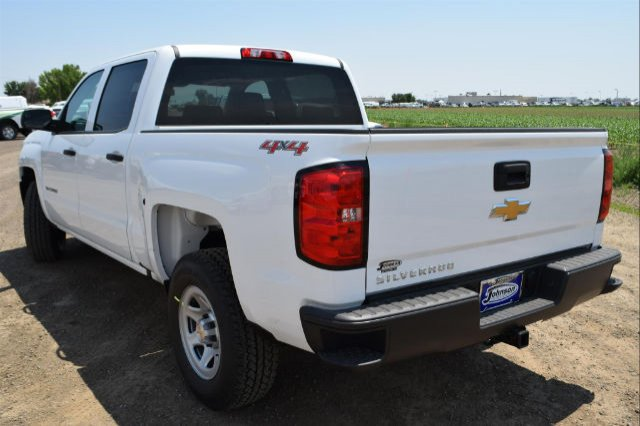 2017 Silverado 1500 Crew Cab 4x4 Pickup #G785220 - photo 2