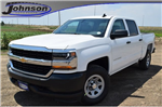 2017 Silverado 1500 Crew Cab 4x4 Pickup #G785220 - photo 1