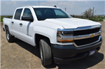 2017 Silverado 1500 Crew Cab 4x4 Pickup #G785220 - photo 4