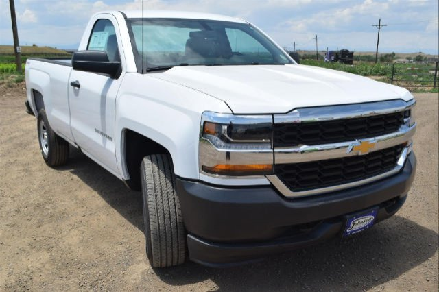 2017 Silverado 1500 Regular Cab 4x4 Pickup #G794301 - photo 4