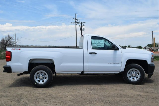 2017 Silverado 1500 Regular Cab 4x4 Pickup #G794301 - photo 5