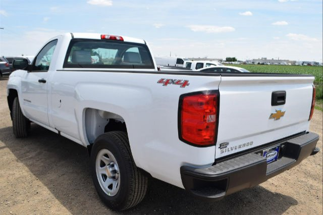 2017 Silverado 1500 Regular Cab 4x4 Pickup #G794301 - photo 2