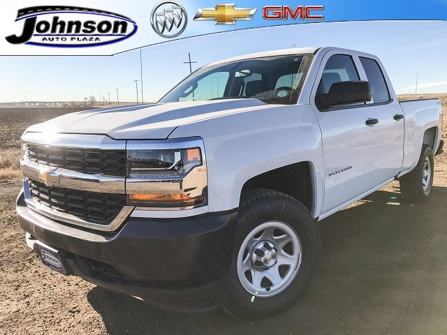 2018 Silverado 1500 Extended Cab 4x4 Pickup #G800765 - photo 1