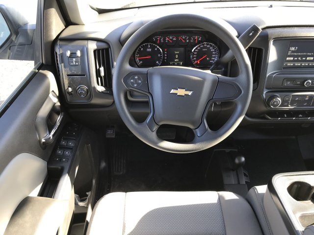 2018 Silverado 1500 Extended Cab 4x4 Pickup #G800765 - photo 9