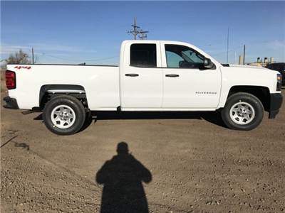 2018 Silverado 1500 Extended Cab 4x4 Pickup #G800765 - photo 5
