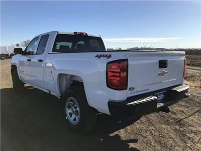 2018 Silverado 1500 Extended Cab 4x4 Pickup #G800765 - photo 2