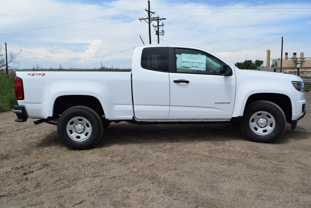2018 Colorado Extended Cab 4x4 Pickup #G800929 - photo 5