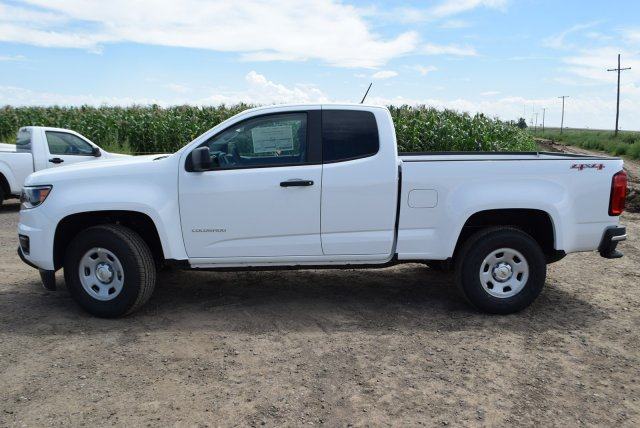 2018 Colorado Extended Cab 4x4 Pickup #G800929 - photo 8
