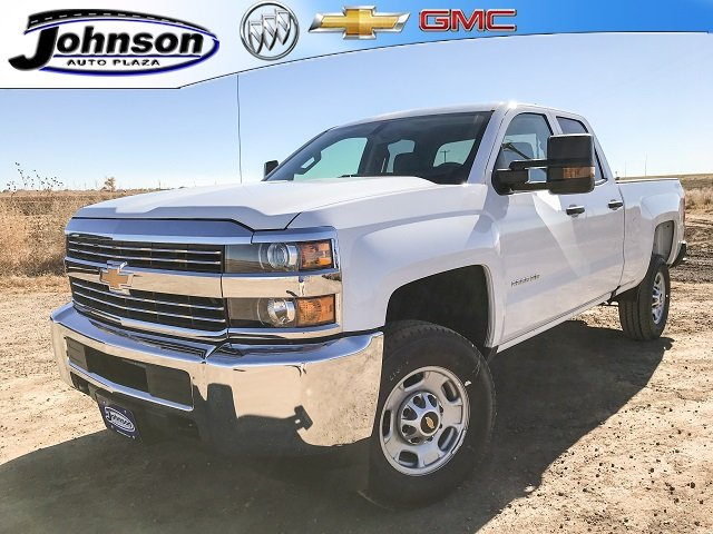 2018 Silverado 2500 Double Cab 4x4, Pickup #G810951 - photo 1