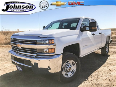 2018 Silverado 2500 Extended Cab 4x4 Pickup #G810951 - photo 1