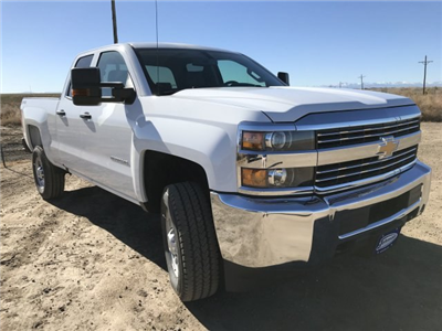 2018 Silverado 2500 Double Cab 4x4, Pickup #G810951 - photo 4