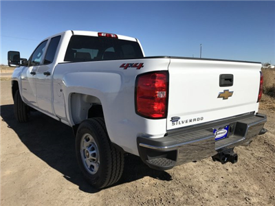 2018 Silverado 2500 Double Cab 4x4, Pickup #G810951 - photo 2