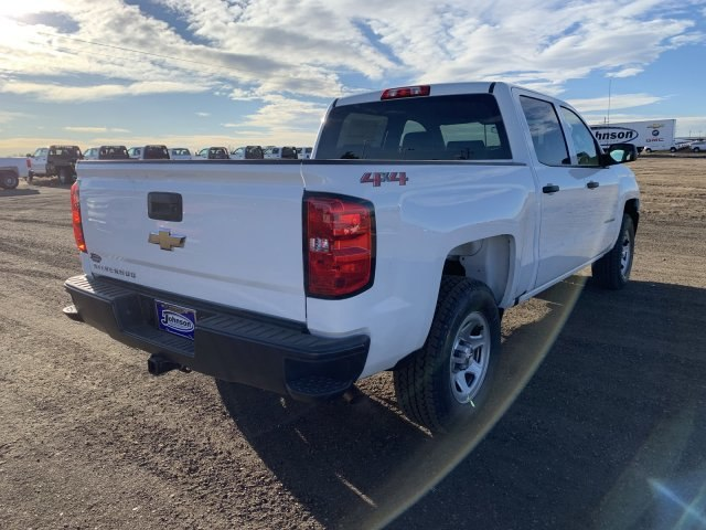 2018 Silverado 1500 Crew Cab 4x4,  Pickup #G814013 - photo 2