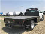 2018 Silverado 3500 Regular Cab DRW 4x4,  Platform Body #G817403 - photo 6