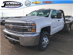 2018 Silverado 3500 Crew Cab DRW 4x4 Platform Body #G819600 - photo 1