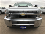 2018 Silverado 3500 Regular Cab DRW 4x4 Platform Body #G828988 - photo 3