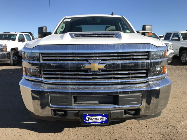 2018 Silverado 2500 Crew Cab 4x4 Pickup #G831267 - photo 3