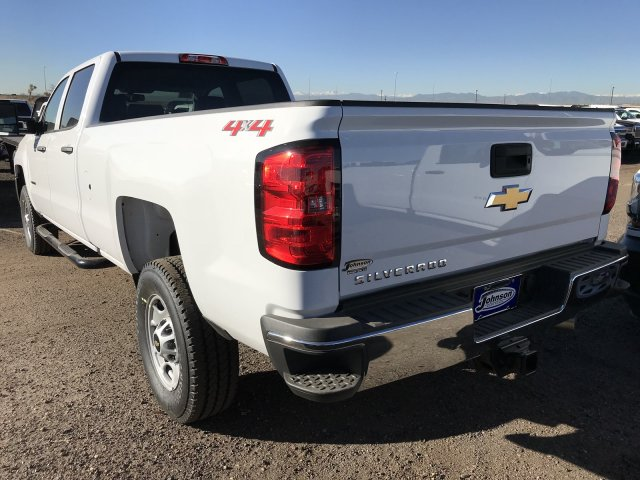 2018 Silverado 2500 Crew Cab 4x4 Pickup #G831267 - photo 2