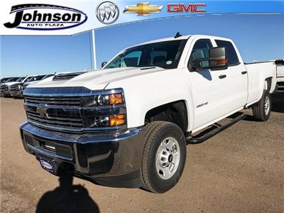 2018 Silverado 2500 Crew Cab 4x4 Pickup #G831267 - photo 1