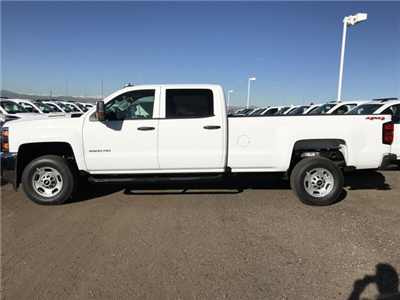 2018 Silverado 2500 Crew Cab 4x4 Pickup #G831267 - photo 7