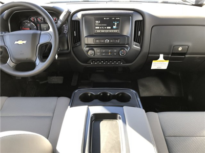 2018 Silverado 2500 Crew Cab 4x4 Pickup #G831267 - photo 8