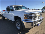 2018 Silverado 2500 Crew Cab 4x4 Pickup #G831267 - photo 4