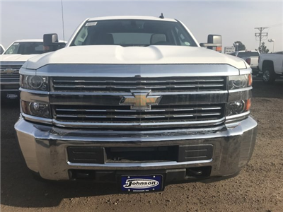 2018 Silverado 2500 Crew Cab 4x4 Pickup #G831412 - photo 3