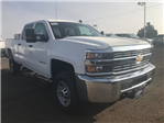 2018 Silverado 2500 Crew Cab 4x4 Pickup #G831412 - photo 4