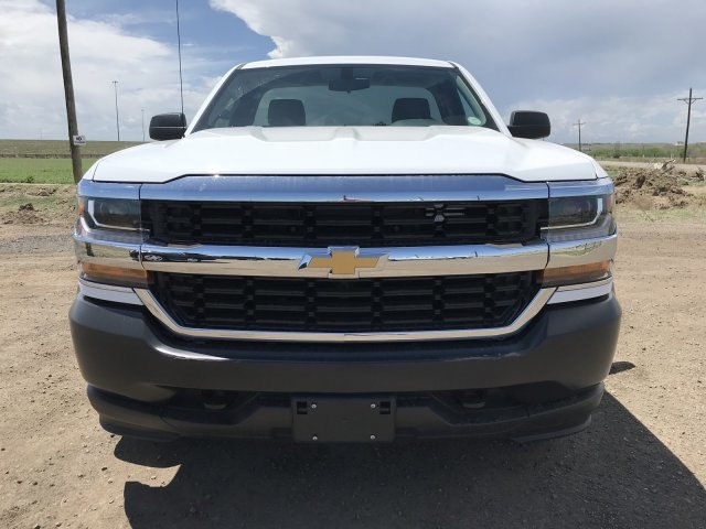 2018 Silverado 1500 Regular Cab 4x4, Pickup #G832541 - photo 3