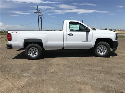 2018 Silverado 1500 Regular Cab 4x4, Pickup #G832541 - photo 5