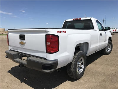 2018 Silverado 1500 Regular Cab 4x4, Pickup #G832541 - photo 6