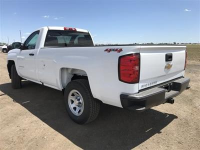 2018 Silverado 1500 Regular Cab 4x4, Pickup #G832541 - photo 2