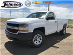 2018 Silverado 1500 Regular Cab 4x4, Pickup #G832541 - photo 1