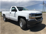 2018 Silverado 1500 Regular Cab 4x4, Pickup #G832541 - photo 4