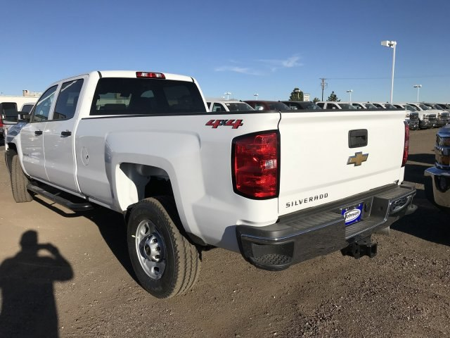 2018 Silverado 2500 Crew Cab 4x4 Pickup #G832967 - photo 2